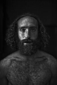 Portrait Of A Beard