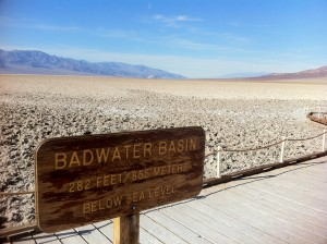Badwater, Death Valley