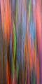 Rainbow Smear XI print