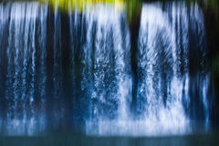 Kilauea Falls Abstract