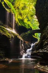 feinberg,new york,upstate ny,vertical,waterfalls,watkins glen