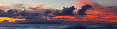 feinberg,kauai,kekaha,ni'ihau,panorama,sunset,forbidden island, hawaii