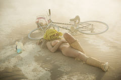 burning man,feinberg,nude