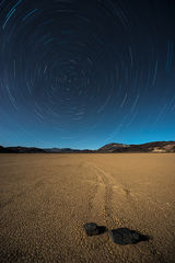 california,death valley,feinberg,nightscape,racetrack,star trails