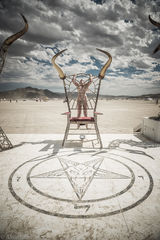 Aaron Feinberg, black rock city, burning man 2017, festival, gerlach, playa