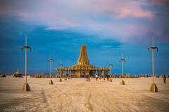 Aaron Feinberg, black rock city, burning man 2017, festival, gerlach, playa