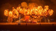 Aaron Feinberg, black rock city, brc, burning man, burning man 2018, feinberg, festival, in dust we trust, irobot, playa