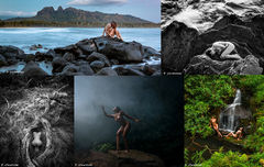 The Landscape Nude - A Unique Art Nude Workshop