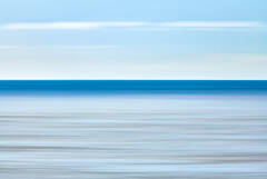 feinberg, kauai, horizontal, abstract, blue