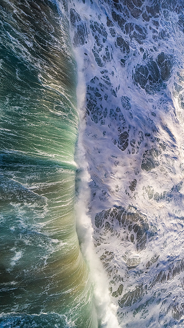 Since adding the drone to the photography quiver the idea of capturing unique perspective on waves has been quite entertaining...