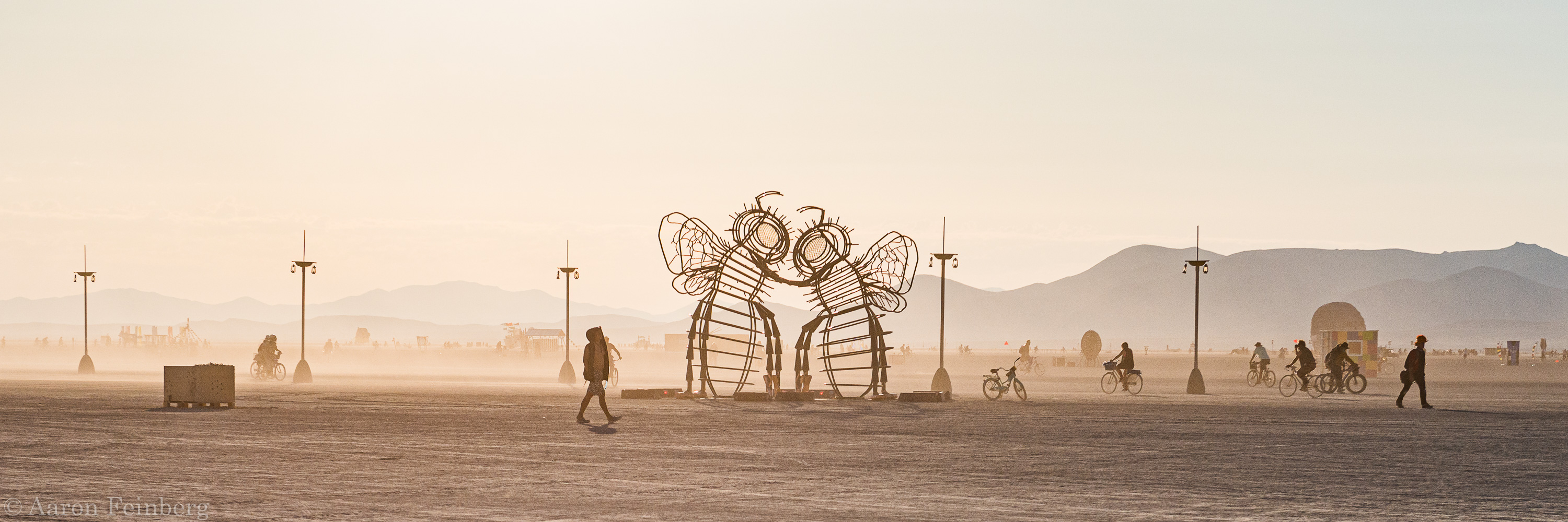 Aaron Feinberg, black rock city, brc, burning man 2019, playa, photo